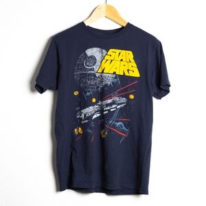3 FOR $25 Retro Star Wars Graphic Tee T-Shirt L